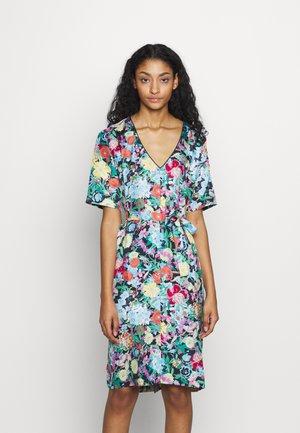 NORELLA - Korte jurk - multi-coloured