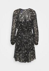 MAX&Co. - RAFIA - Day dress - black - 6