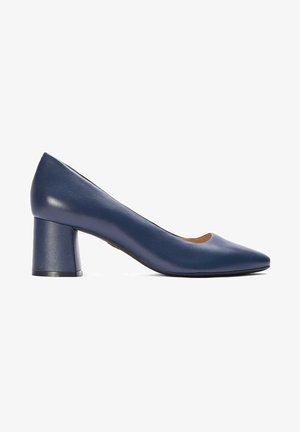 GAURA - Klassieke pumps - navy blue