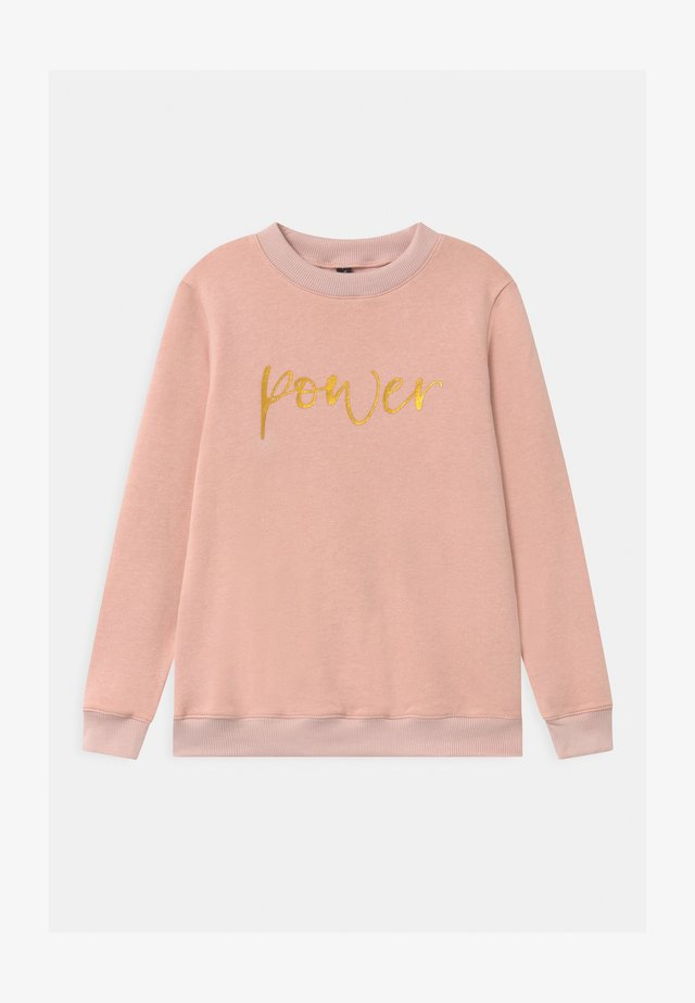 GIRLS POWER - Sudadera - pink