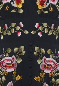 Hope & Ivy Petite - LUCILE - Denní šaty - navy - 2