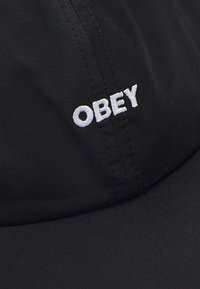 Obey Clothing - WARFIELD DUCKBILL UNISEX - Lippalakki - black - 3