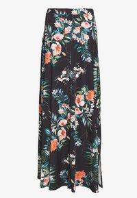 Anna Field - Maxi skirt - black/multicoloured - 1