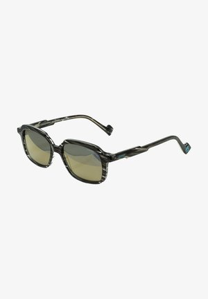 URBAN - Sunglasses - blu/brw/bl