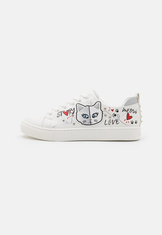 MINOU - Sneakers laag - white