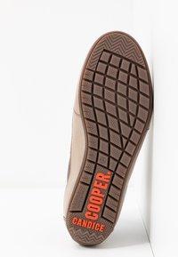 Candice Cooper - MID - Sneakers high - sagar vinaccia/stone - 6
