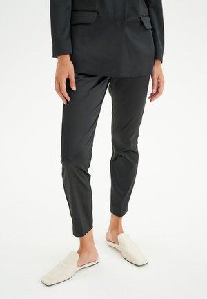ZAREENIW  - Trousers - black