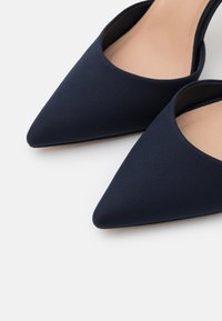 Wallis - PRIMROSE - High heels - navy - 5