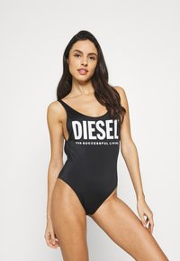 Diesel - LIA SWIMSUIT - Swimsuit - black - 1