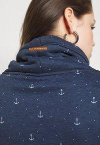 Ragwear Plus - RYLIE MARINA - Sweatshirt - navy - 6