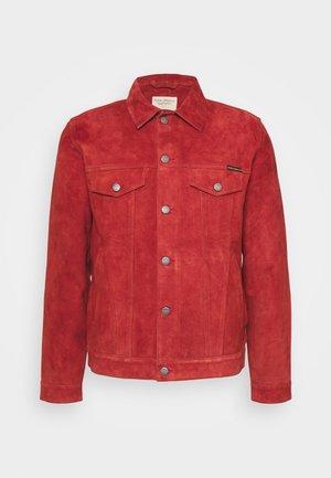 ROBBY - Summer jacket - poppy red