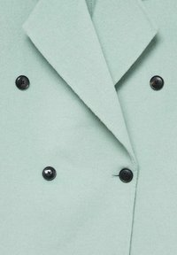 Mango - PICAROL - Klasyczny płaszcz - vert menthe - 8