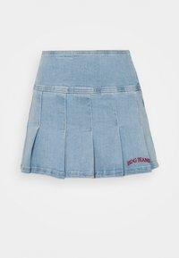 BDG Urban Outfitters - MINI KILT SKIRT - Minijupe - summer bleach - 3