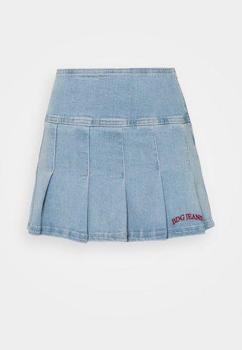 MINI KILT SKIRT - Mini skirt - summer bleach