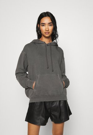 WELLTHREAD HOODIE - Bluza z kapturem - moonlight grey