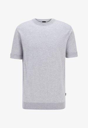 IMATTEO - T-shirts basic - open grey