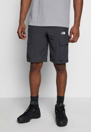 MEN'S VARUNA CARGO SHORT - Pantalones montañeros cortos - asphalt grey