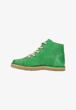SONY1DEAL  - Lace-up ankle boots - green