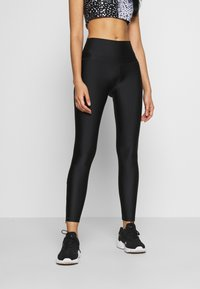 H2O Fagerholt - LONG TIGHT TIGHTS - Leggings - Trousers - black - 0