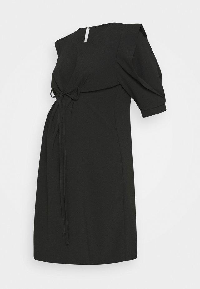 MANICA PETALO - Robe d'été - black