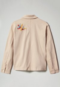 Napapijri - ALIE - Denim jacket - natural beige - 7