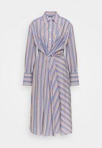 SOPHIE - Shirt dress - lavender blue