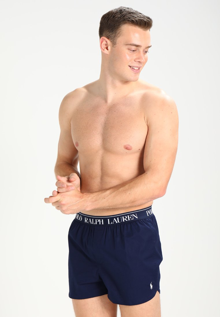 Polo Ralph Lauren - SLIM FIT SINGLE - Boxer - cruise navy