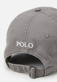 Polo Ralph Lauren - CLASSIC SPORT UNISEX - Cap - perfect grey/white - 4