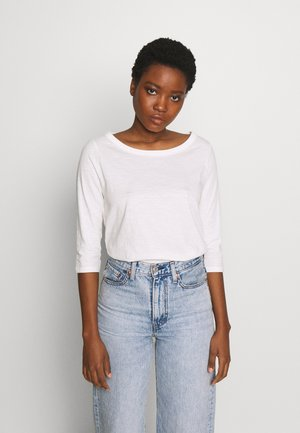 CORE  - Long sleeved top - off white