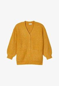 Name it - Cardigan - spruce yellow - 0
