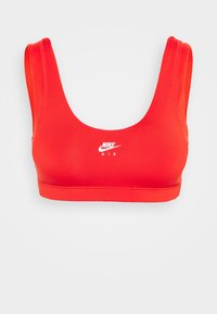 Nike Performance - INDY BRA - Sujetador deportivo - chile red/white - 5