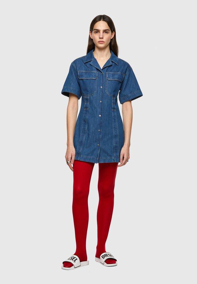 Sukienka jeansowa - medium blue