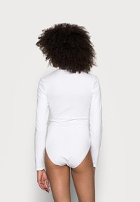 Anna Field - LAURA  2PP HIGH NECK BODIES  - Body - white - 2