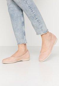 Carmela - Ballet pumps - nude - 0