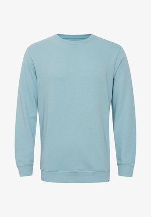 Sweatshirt - blue wave