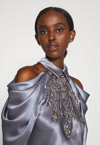 Alberta Ferretti - DRESS - Occasion wear - grey - 3