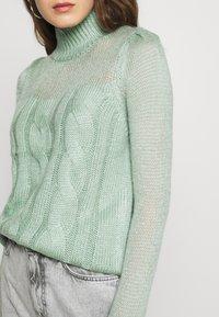 Fashion Union - ALAN - Jumper - green - 5