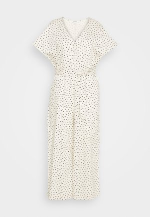ROCCO - Jumpsuit - white
