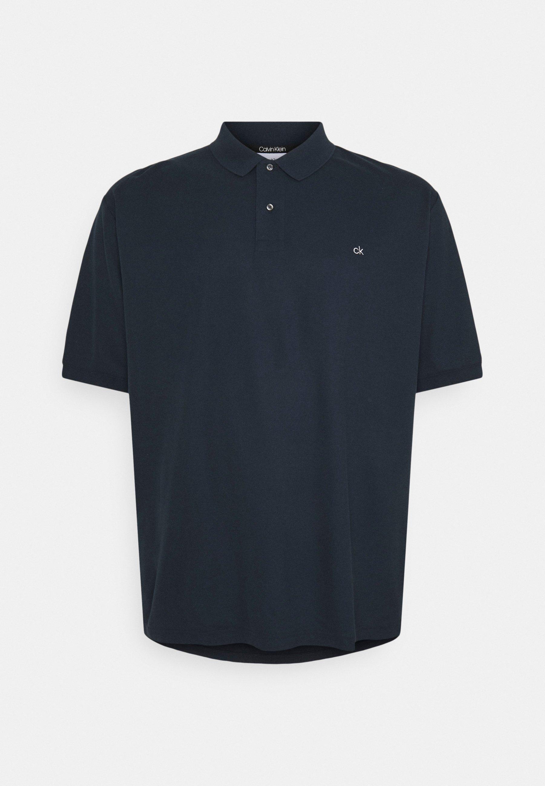 Men REFINED LOGO SLIM - Polo shirt