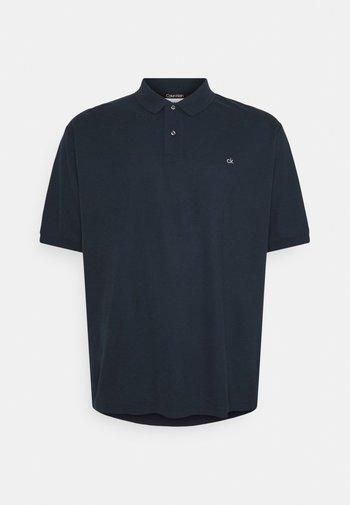 REFINED LOGO SLIM - Polo shirt - navy