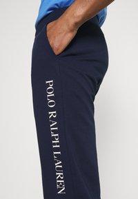 Polo Ralph Lauren - LOOP BACK - Pyjamasbyxor - cruise navy - 4