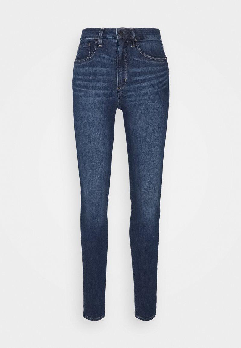 Gap Tall - UNIVERSAL WALKER - Jeans Skinny Fit - dark indigo
