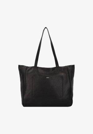 RAQUEL - Shopper - black/nickel