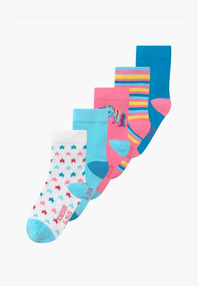 MÄDCHEN 5 PACK - Socks - multi-coloured