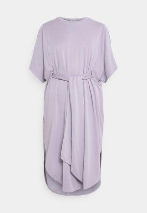HESTER SOFT DRESS - Jersey dress - lilac purple dusty light