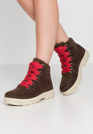 RETRO GTX - Lace-up ankle boots - brown