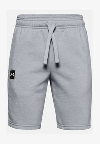 Under Armour - RIVAL - Sports shorts - mod gray light heather - 0