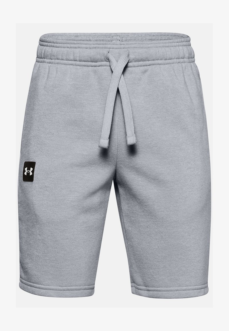 Under Armour - RIVAL - Sports shorts - mod gray light heather