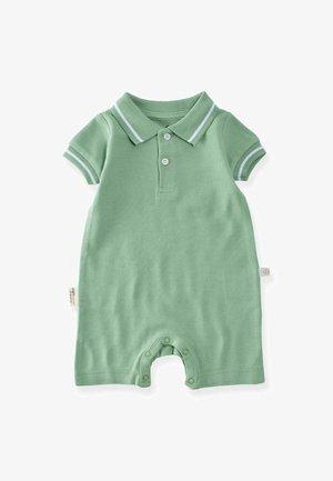 Overall / Jumpsuit /Buksedragter - green