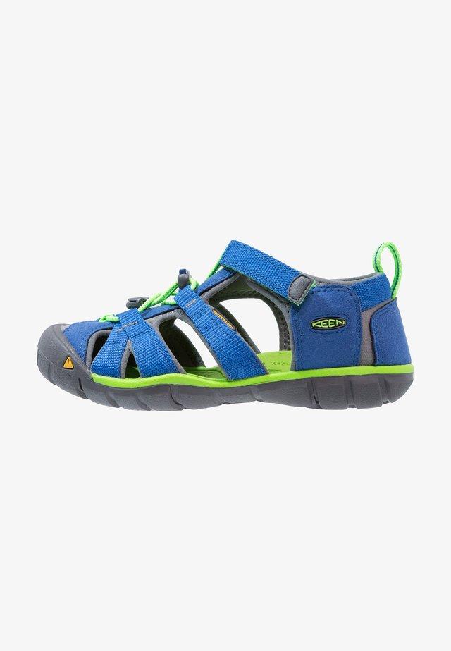 SEACAMP II CNX - Tursandaler - true blue/jasmine green